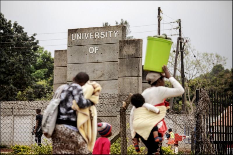 武漢肺炎疫情逐漸在非洲蔓延,截至十四日,全非洲五十四國中,已有二十個通報境內出現確診病例。其中,我國友邦史瓦帝尼也首次通報有確診者,。(法新社檔案照)