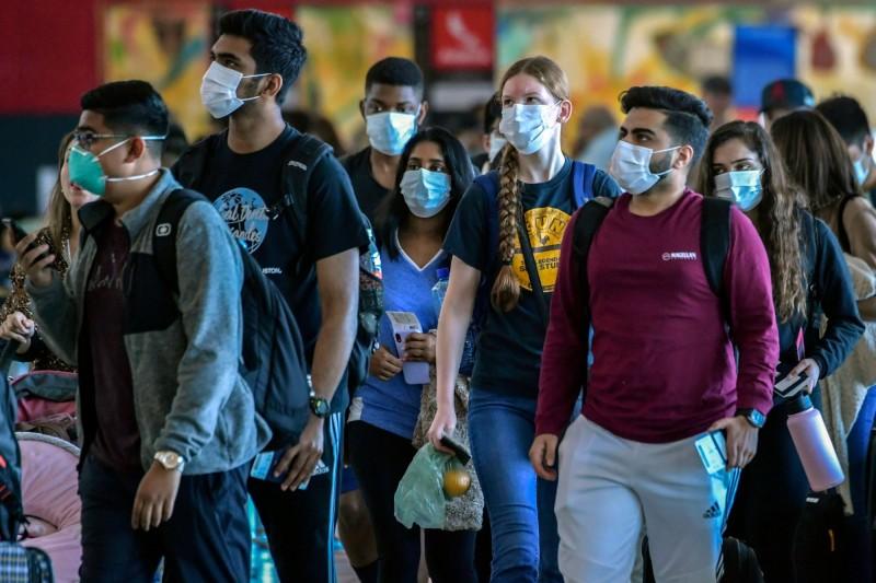 巴拿馬宣布迄今累計病例達55例,並採取一系列嚴厲的封鎖措施,包含禁止外國人入境、關閉全國商店。(法新社)