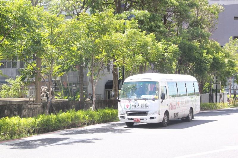 輔大醫院今宣布全面禁止探病訪客。(輔大醫院提供)