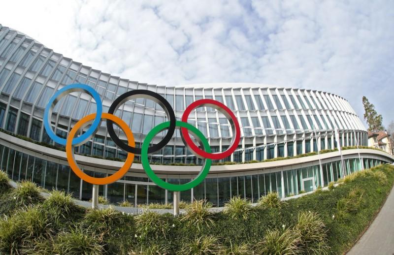 國際奧委會(IOC)今(18)日回應外界批評時表示,2020東京奧運的事前準備「沒有完美的辦法」。圖為國際奧會大樓。(路透)