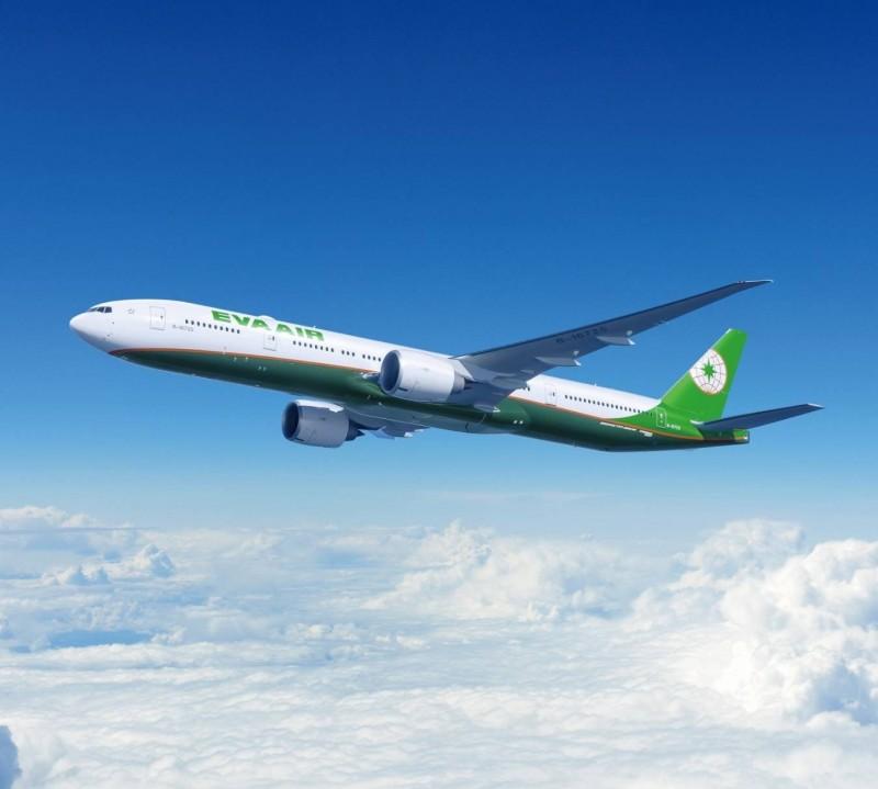 長榮航空即起登機前須量體溫,發燒或拒測無法搭機。(資料照,長榮航空提供)
