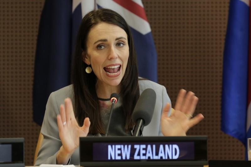 武漢肺炎疫情延燒,台灣防疫措施備受國際肯定,紐西蘭女總理阿爾登(Jacinda Ardern)近日受訪表示,她認為紐西蘭能控制疫情,還點名會像台灣等控制得宜的「國家」一樣。(美聯社)