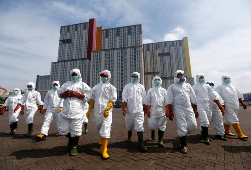 武漢肺炎在東南亞的疫情仍然嚴重,今天印尼及菲律賓均傳出確診案例。(路透)