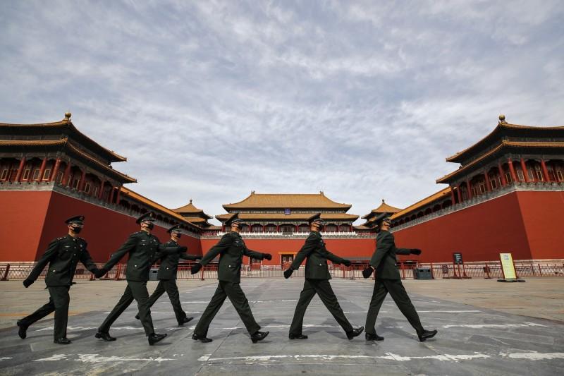 中國衛健委發言人21日指出,截至20日中國境內已經連續3日無確診。(美聯社)