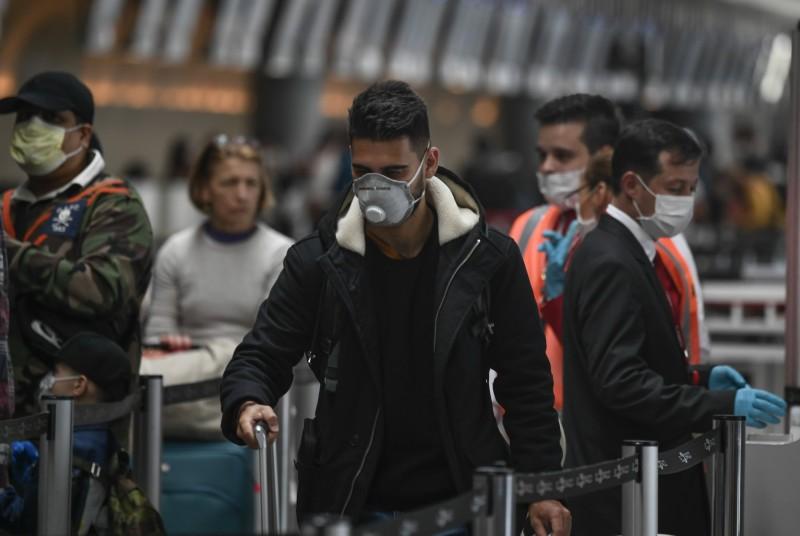 哥倫比亞出現首起武漢肺炎死亡病例,該名患者是1名曾載送過義大利旅客的計程車司機。(法新社)