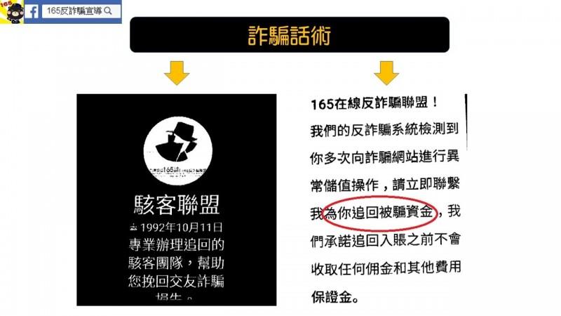 歹徒使用的LINE帳號、頭像及詐騙話術。(記者姚岳宏翻攝)