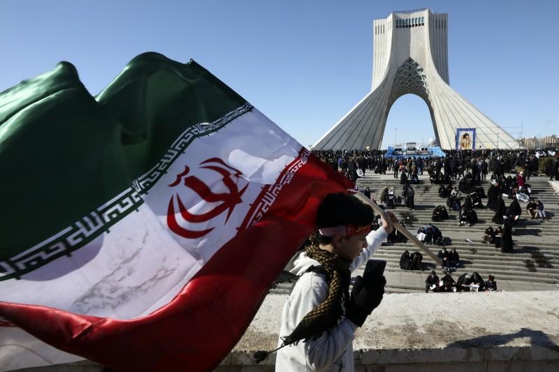 伊朗目前武漢肺炎累計確診數為23049例,總死亡數1812例。(美聯社檔案照)