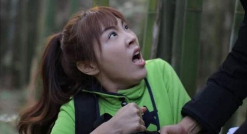 劉樂妍前陣子從中國返台使用健保開刀,目前正在居家檢疫。(圖取自劉樂妍微博)