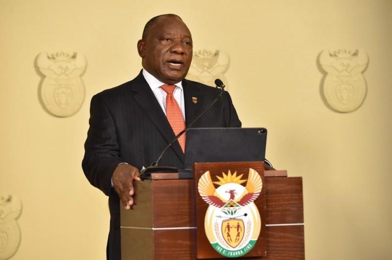 南非將從週四起進行為期三週的全國封鎖。(歐新社)