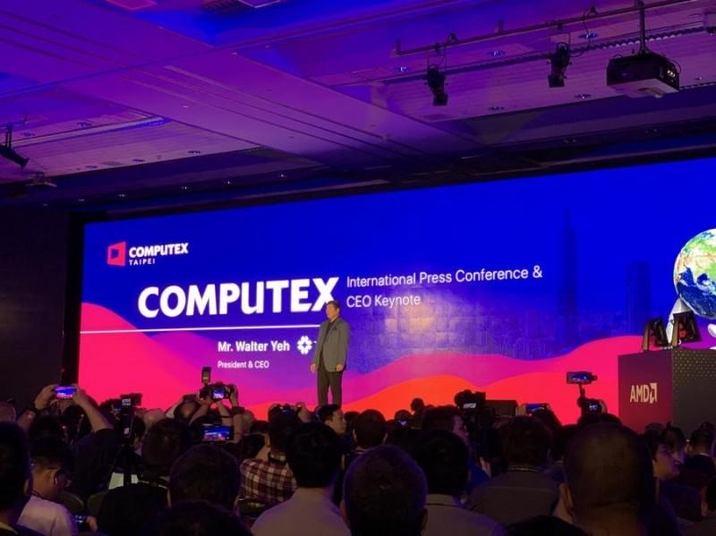 COMPUTEX主辦單位發表新聞稿正式宣布,2020年台北國際電腦展將延期至9月28日到30日,於台北南港展覽2館辦理。(資料照)