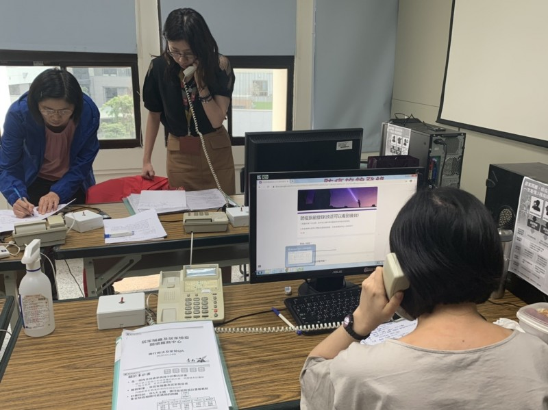 台南檢疫旅館數量尚且充足,民眾可透過防疫專線2880180詢問。(圖由南市衛生局提供)