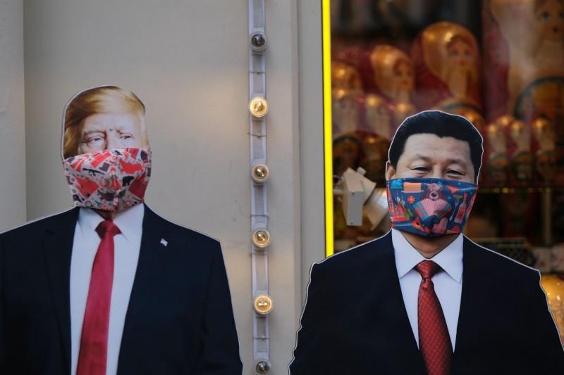 中國國家主席習近平近日持續與外國元首通話,加強中國「大外宣」力道。(路透)