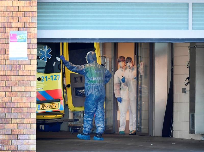 荷蘭衛生機構表示,有跡象表明冠狀病毒在荷蘭的傳播速度正在放緩。(路透)