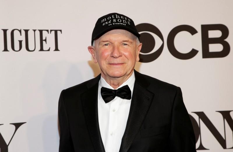 美國百老匯知名劇作家麥克奈利(Terrence McNally)過世,享壽81歲。(路透)