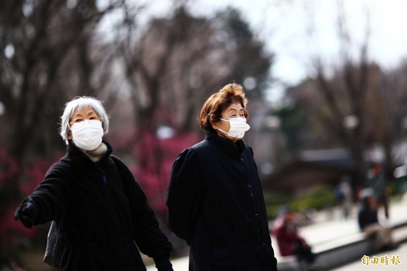 日本24日晚間宣布,單日新增71例確診創新紀錄;東京新增17例確診,其中9例感染原因不明,另外疑現院內感染現象,更超越北海道,成為日本最大疫區。(法新社示意圖)