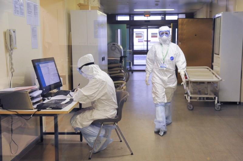 俄羅斯境內武漢肺炎(COVID-19)疫情升溫,今(26)日新增182例確診,全國累計840例。(路透)