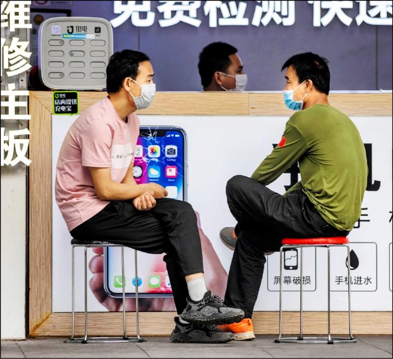中國提出第一份臨床證據,顯示新冠病毒會導致性賀爾蒙分泌量改變,影響男性生殖力。(歐新社)