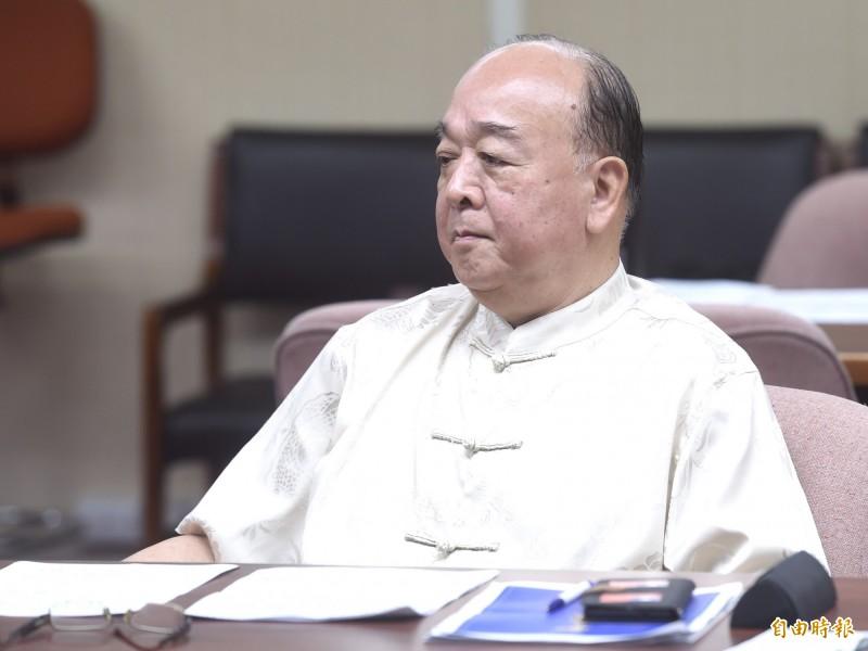 國民黨軍系立委吳斯懷。(資料照)