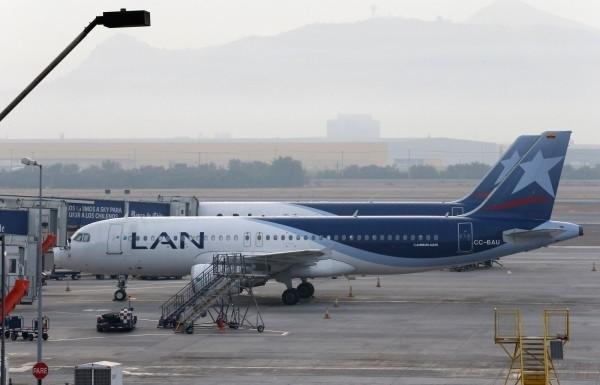 南美航空客機。(路透資料照)