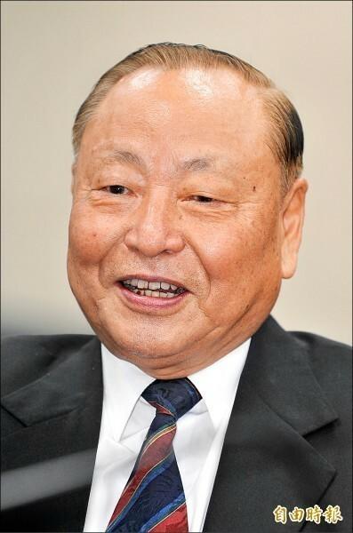 前國防部副部長王文燮。(資料照)