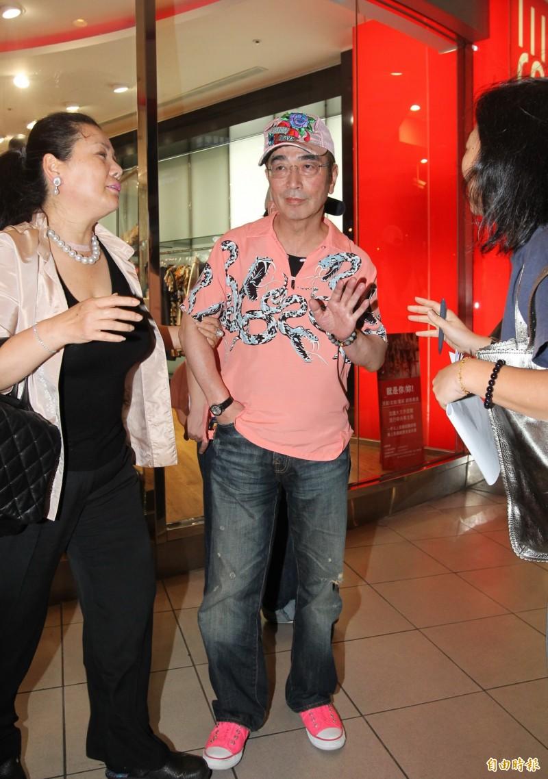 志村健昨夜死於肺炎併發症。(資料照)
