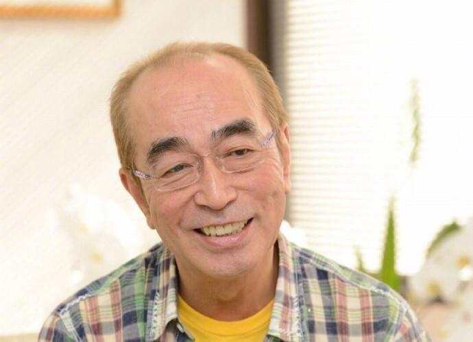 日本70歲喜劇天王志村健因武漢肺炎驟逝,讓他的傳奇一生劃下句點。(圖擷自臉書)