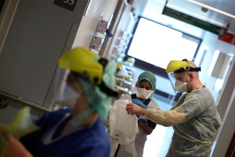 比利時一名12歲女童在確診武漢肺炎(COVID-19)後病逝,是該國死於該疾病的最年輕患者。(路透)