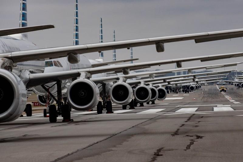 匹茲堡國際機場。 (法新社)