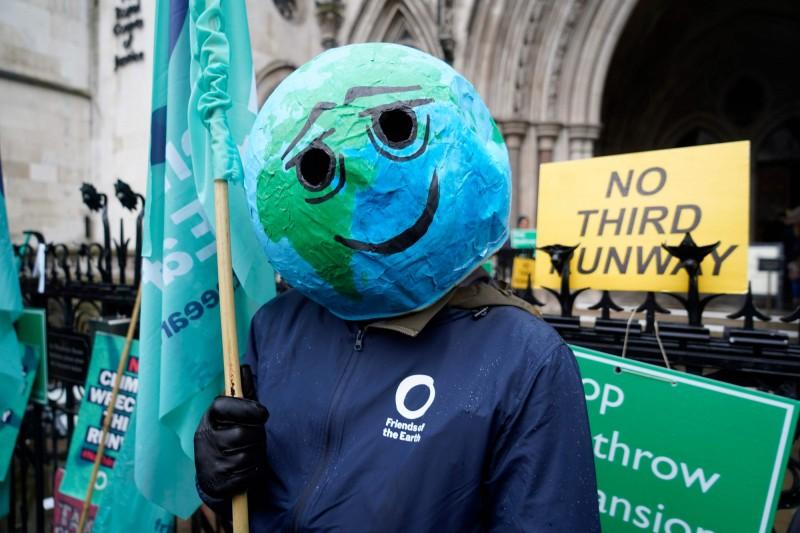 日本給聯合國的新節能減碳計畫,引來各國官員批評。示意圖。(法新社)