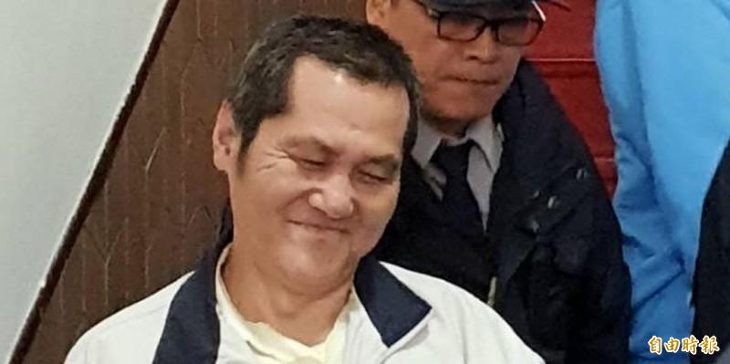 桃園市縱火兇嫌翁仁賢(見圖)在2016年除夕當天犯下縱火案,導致6名親屬全數燒死,今日槍決伏法。(資料照)