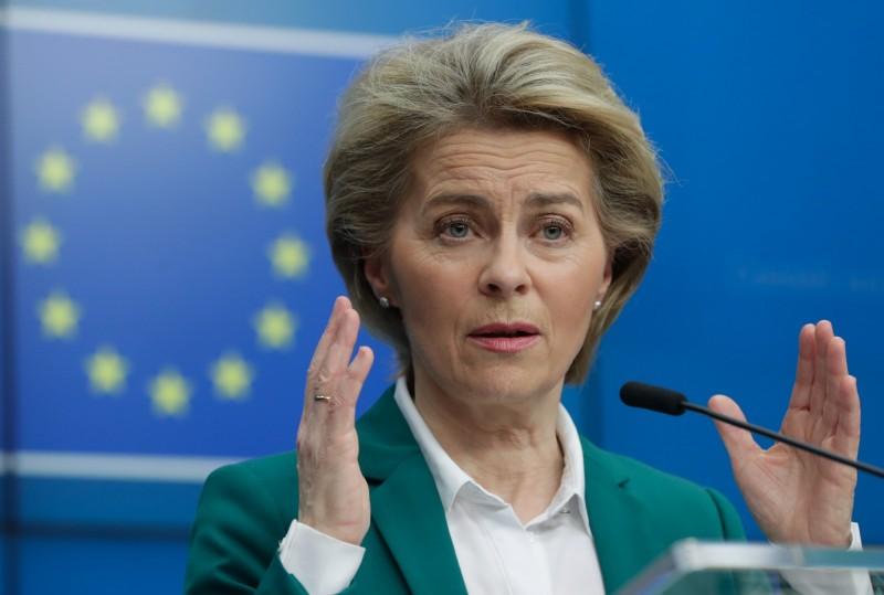 台灣捐560萬口罩! 歐盟主席首度公開感謝