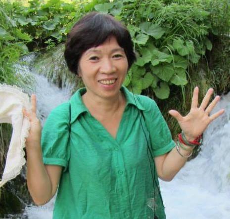 民進黨新北市資深議員王淑慧被控詐領助理費,遭檢調搜索約談。(取自王淑慧臉書)