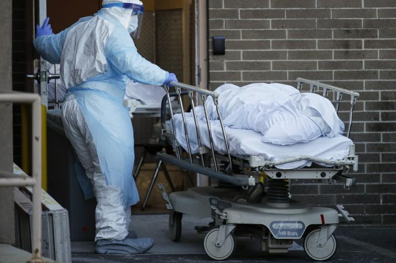 武漢肺炎仍在全球不斷擴散。(美聯社)