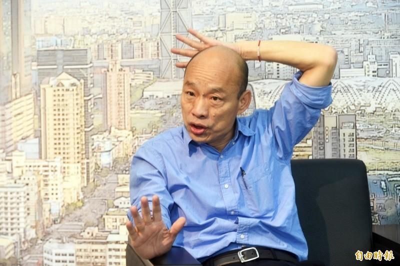 韓國瑜要求法院暫停罷免! 法界傻眼:看不出要停什麼