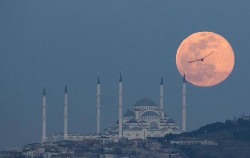 土耳其伊斯坦堡。(歐新社)
