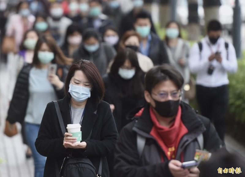 前美國在台協會台北辦事處副處長王曉岷(Robert Wang)表示,這次疫情讓中國形象大傷,台灣則獲得支持。示意圖(資料照)