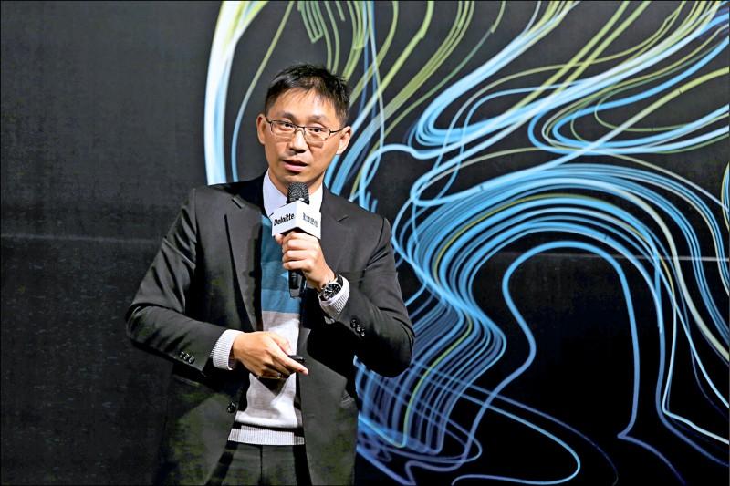 陳昇瑋是台灣AI界的奇才,生前寫過人工智慧在台灣一書。(台灣玉山科技協會提供)