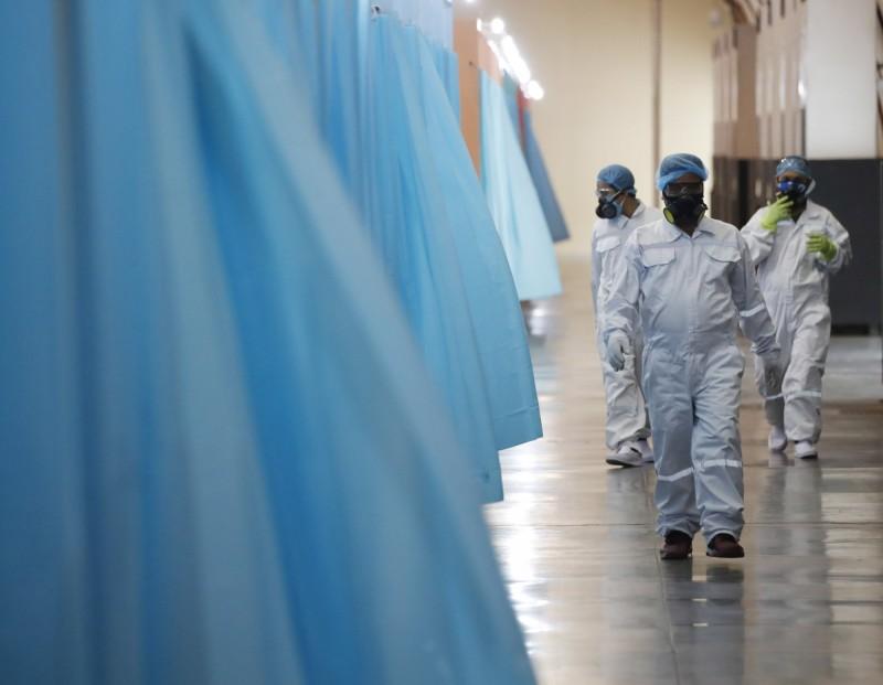 路透報導,菲律賓可能還有1萬5千例的未知感染。(歐新社)
