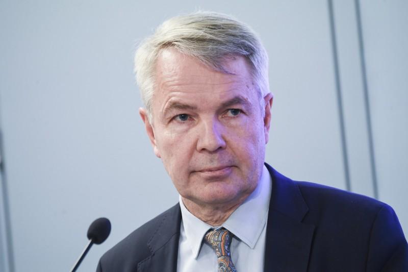芬蘭政府將遵照聯合國旨意,外交部長佩卡哈維斯托(Pekka Haavisto)在當地時間15日宣布,捐贈給世衛組織的金額將回復到2015年的水準,也就是550萬歐元(約新台幣1.8億元)。(歐新社)