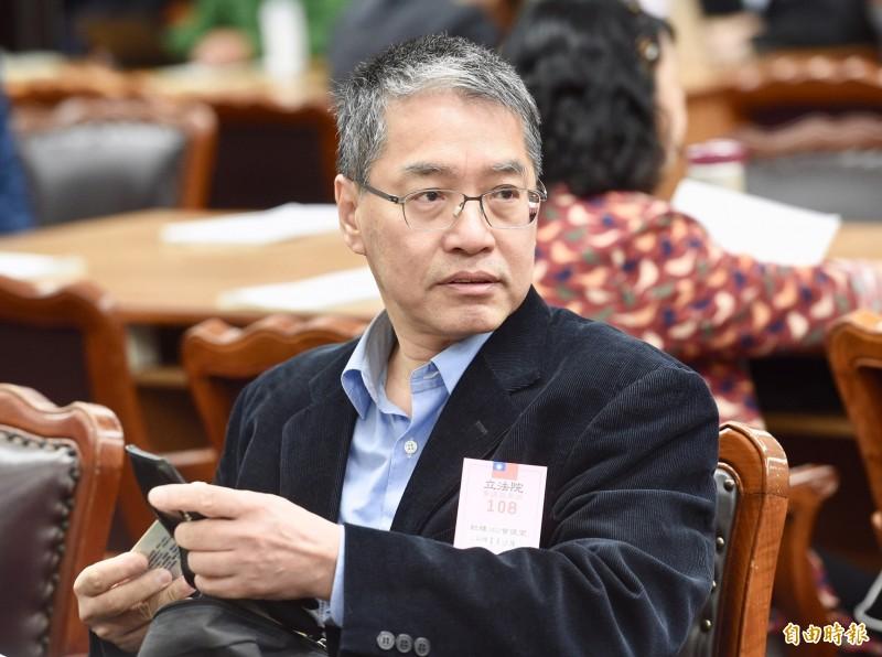 台灣智庫諮詢委員賴怡忠。(資料照)