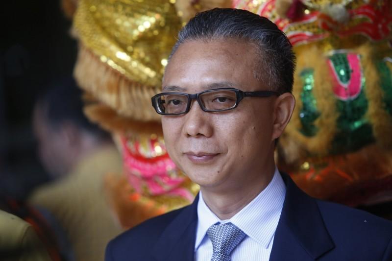 智利衛生部長馬納立(Jaime Manalich)宣布中國將會送來呼吸機,但中國駐智利大使徐步(圖)坦言他不知道有這件事。(歐新社)