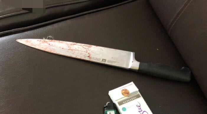 中市北區漢口路上一戶民宅傍晚驚傳凶殺案!男方竟持利刃刺傷年約40歲女友。圖為示意圖與新聞事件無關。(資料照)