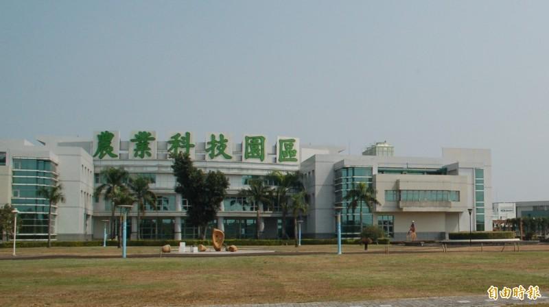 農業生物科技園區將打造冷鏈物流中心,提升台灣農產外銷能力。(記者李立法攝)