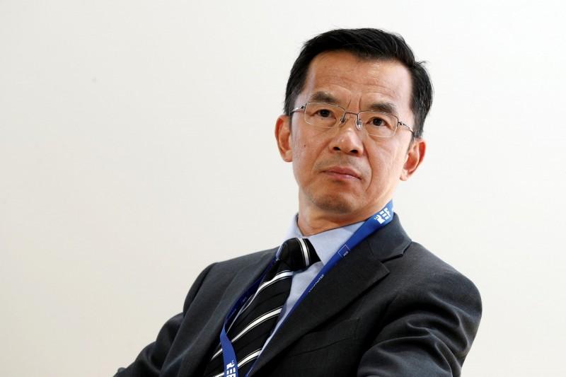Đại sứ Trung Quốc tại Pháp Lu Shaye.