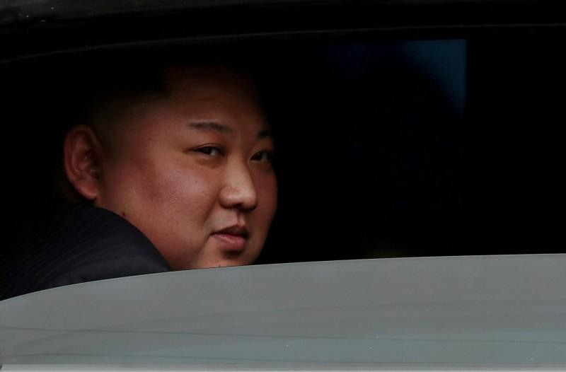 外媒分析北韓領導人金正恩(見圖)若死,幾位至親是潛在接班人選。(路透檔案照)