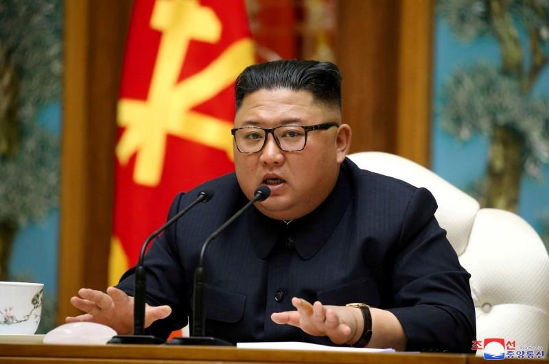 美軍高層稱無跡象顯示北韓領導人金正恩重病失勢。(路透)