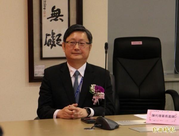 行政執行署副署長陳盈錦表示,泰女雖已出面,卻沒錢繳納罰鍰,要泰女與泰國親人共同想辦法解決。(資料照)