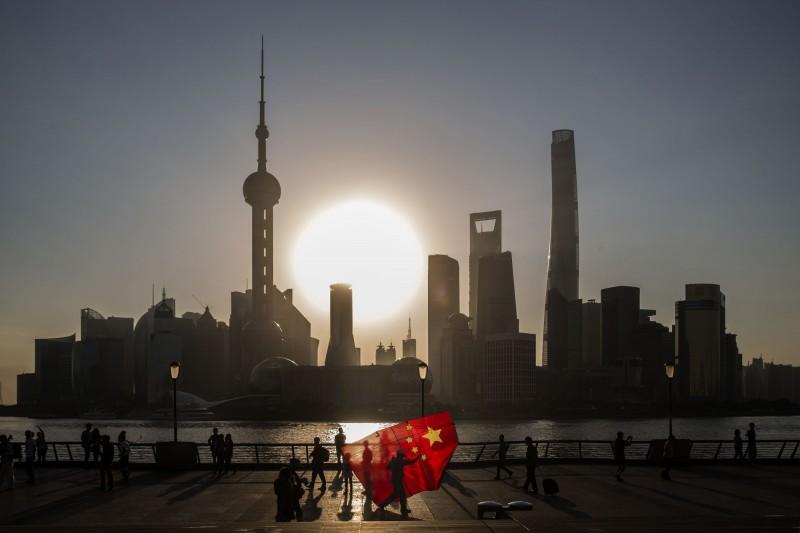 瑞典哥德堡22日宣布,中斷與上海長達34年的姊妹市關係。(彭博)