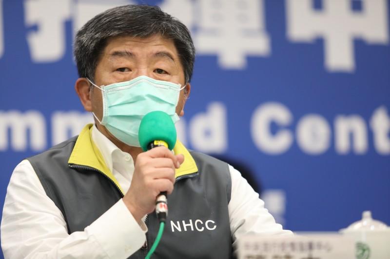 51勞動節連假雖照放,但陳時中表示,疫情若有急迫情況不排除改變。(指揮中心)