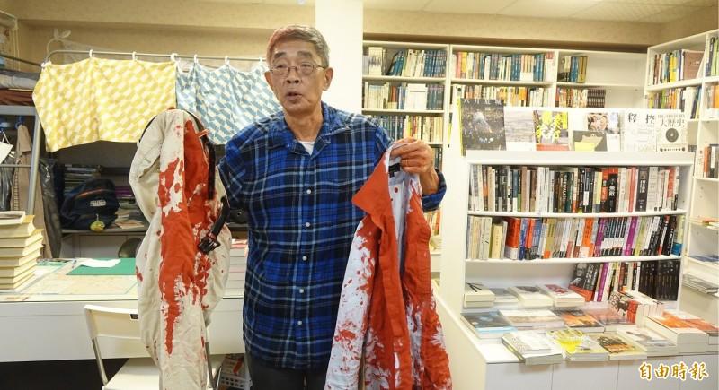 在遭噴漆恐嚇、商標強註後,台灣的銅鑼灣書店今天中午12時正式開幕。(資料照)
